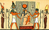 https://commons.wikimedia.org/wiki/File:Isis_suckling_Horus.png